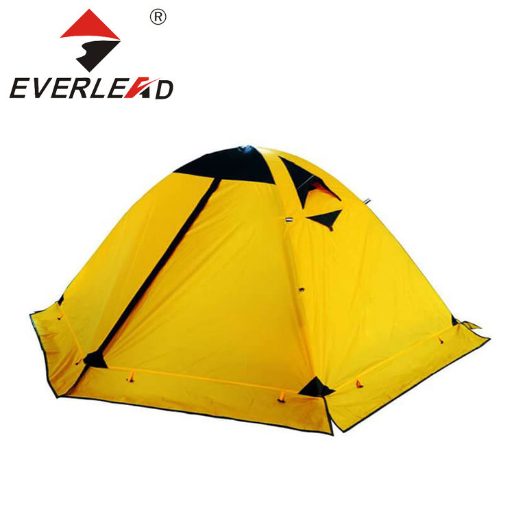 Outdoor Camping Backpacken Ultralight 2 Man 4 Seizoen Tenten In Guangzhou