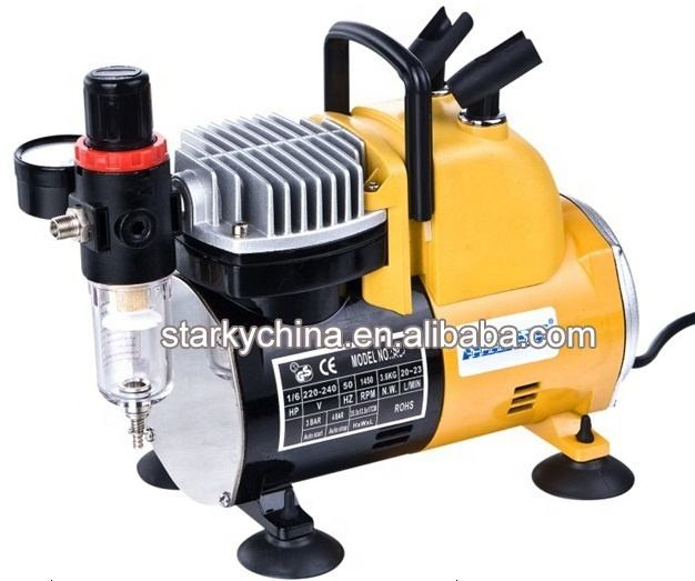 Nail Art Big Airbrush Air Compressor For Airbrush