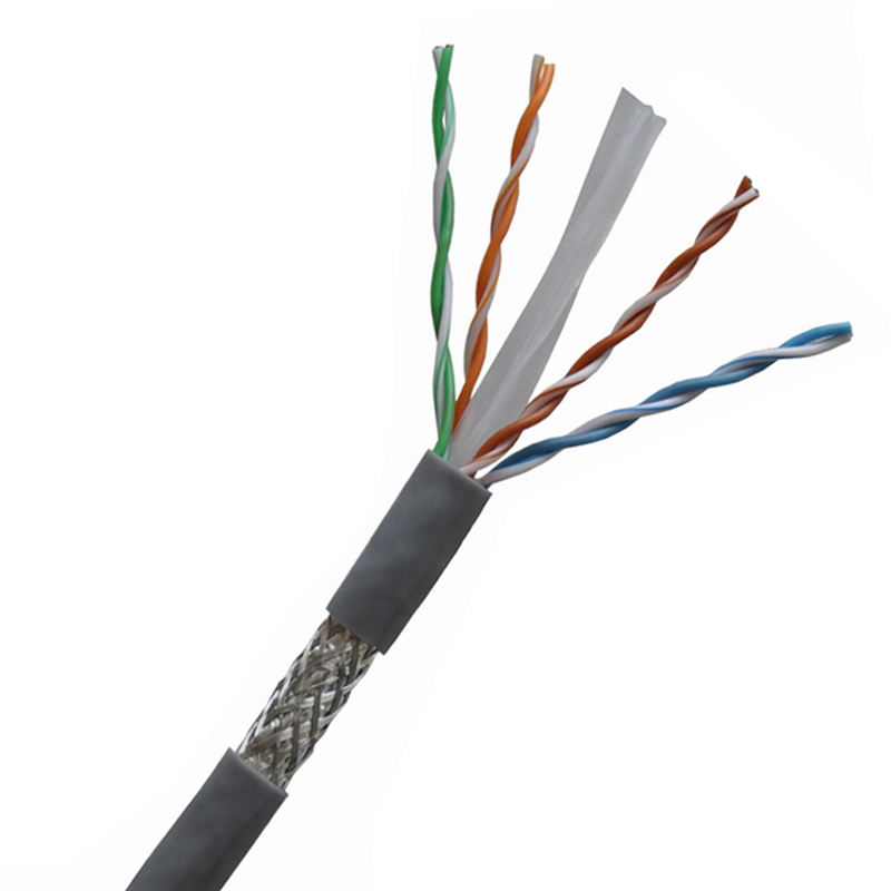 Factory Price UTP cat3 10 pair copper cable CAT5 CAT5E CAT6 RJ45 Male to Male flat ethernet Network Cable