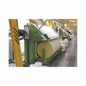 Suntech Textile factory Loom Take Up Machine Without Inspection Table