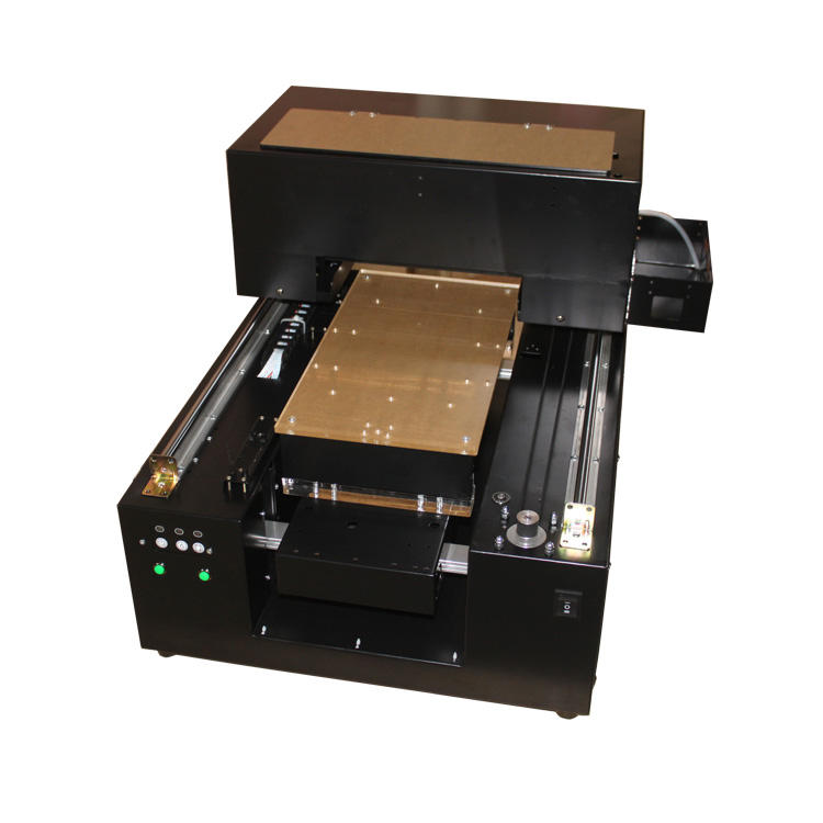 New products 2018 a4 flatbed inkjet 3d Cake food printer machine