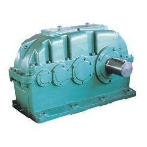 ZSY 315 hard surface spur gear reducer gearbox for industrial machinery