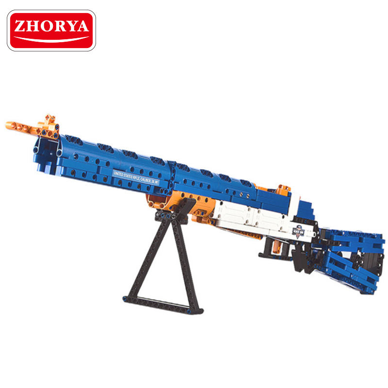 Zhorya 583 pcs M1 figure construction blocs de construction