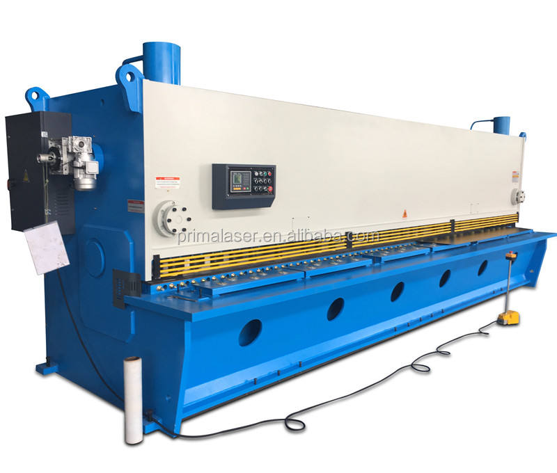 Mechanical shearing machine, QC11 series metal sheet cutting machine,electric shears from china factory