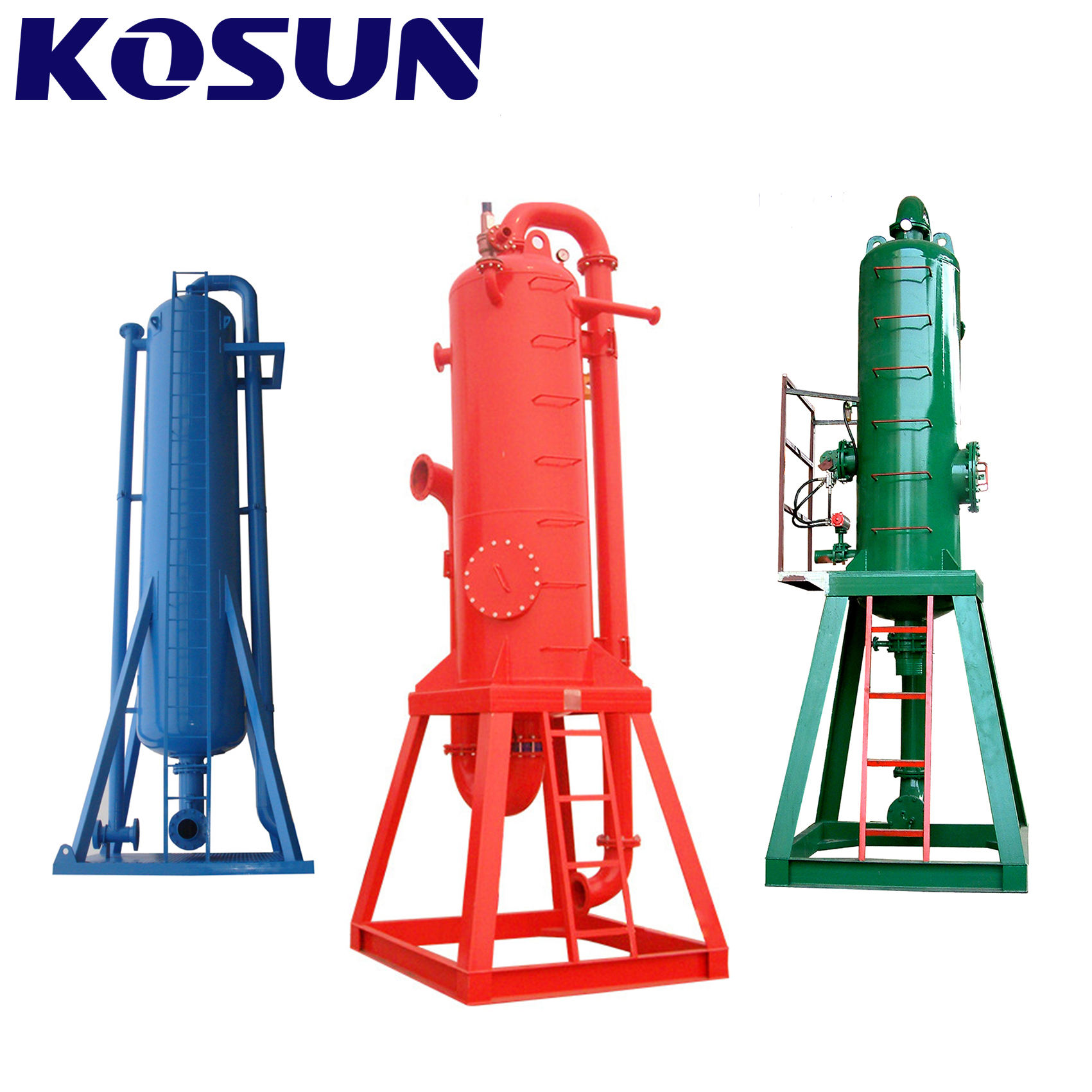 Hot sale mounted Gas liquid separator Oil gas water separator Natural gas water separator