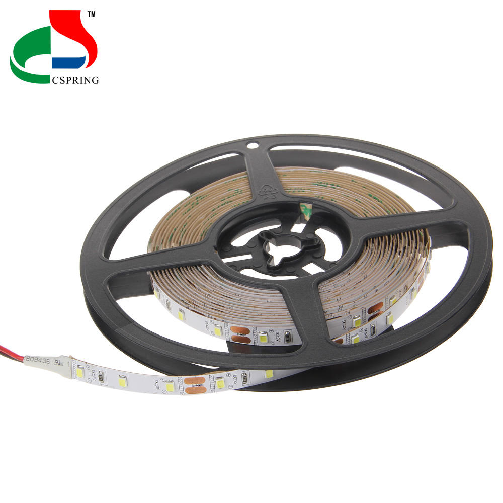 White 60LEDS/M 2835 IP33 Led Strip Light Flex Rope SMD