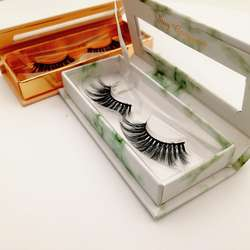 mikiwi good quality reasonable price lashes boxes custom logo 3d mink eyelashes private label