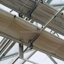 greenhouse Sun Shade System