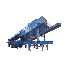 Big Capacity Portable Stone Cone Crusher Crushing Plant Supplier