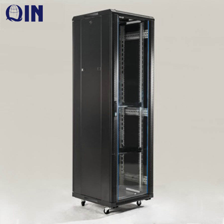 Top quality telecommunication 600mm depth 42U sever network cabinet