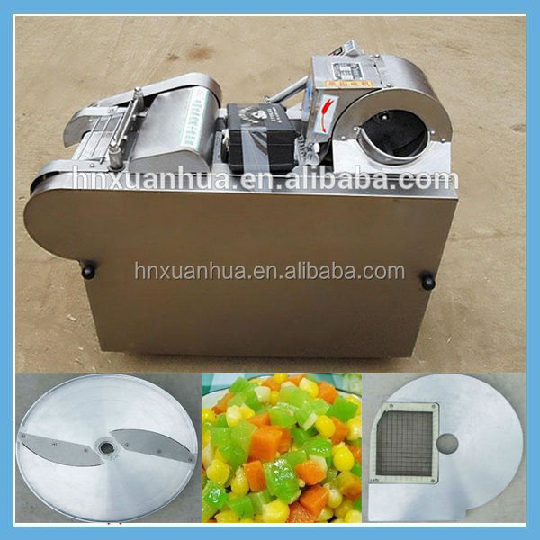 2016 multifunctional industrial stainless steel coconut cutting machine/coconut slice machine