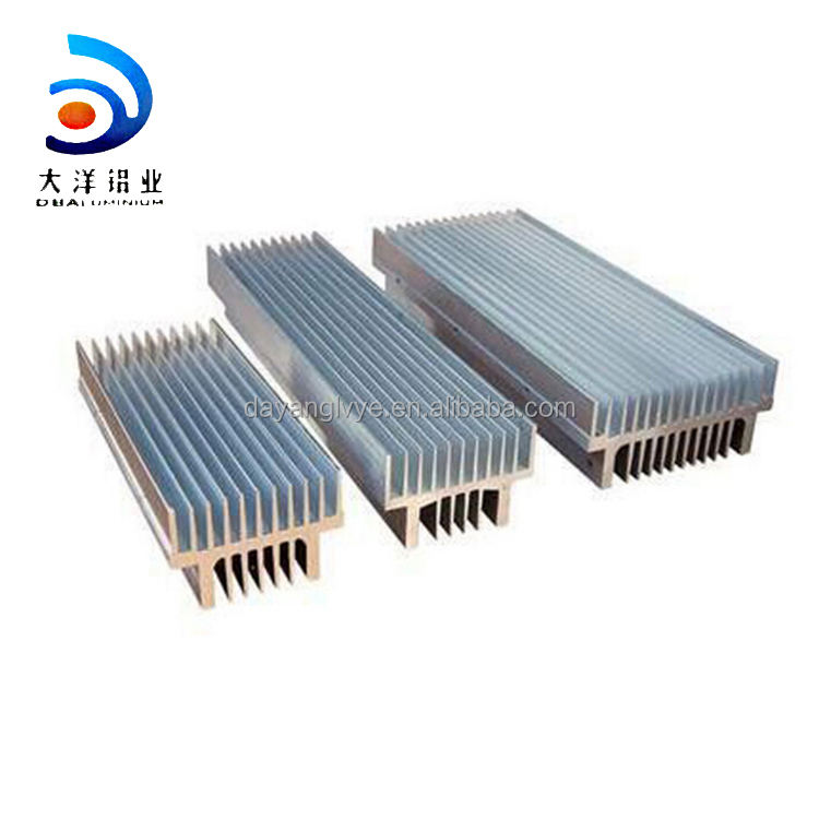 Led Aluminium Koellichaam, Aluminium Extrusie Led Heatsink