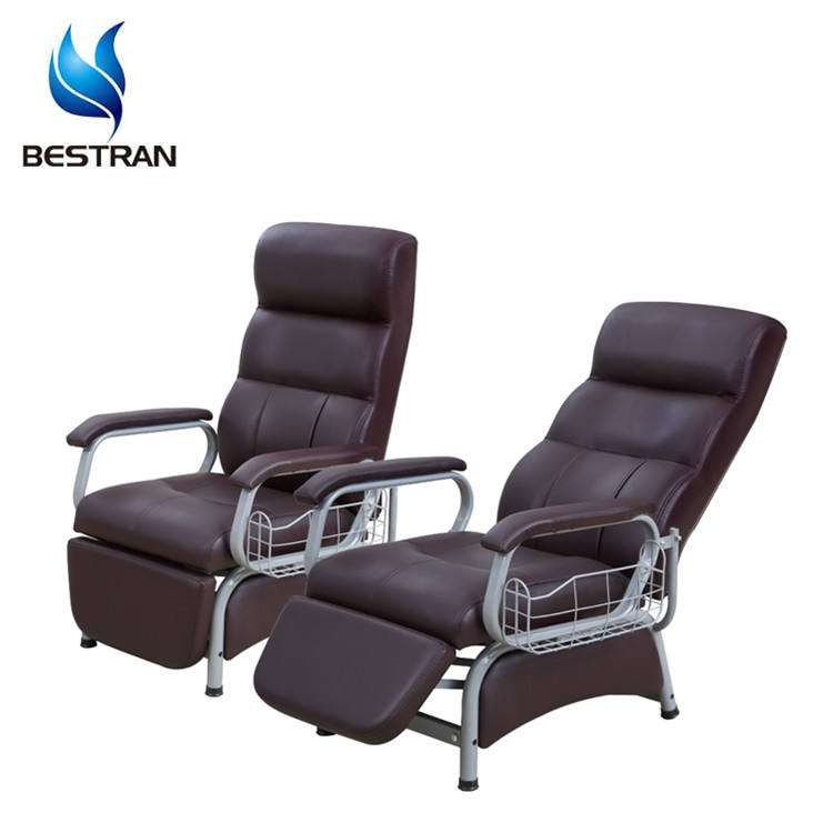 BT-TN006 Luxurious transfusion IV chair, phlebotomy chairs for sale