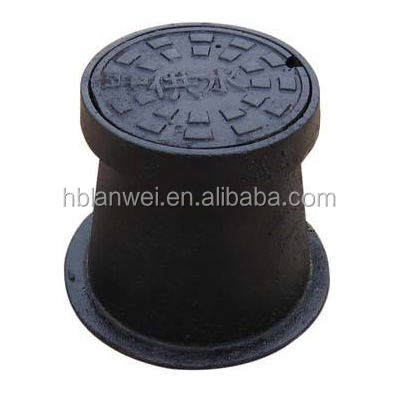 DIN 4056 ductile iron surface boxes / valves cover/ water meter box