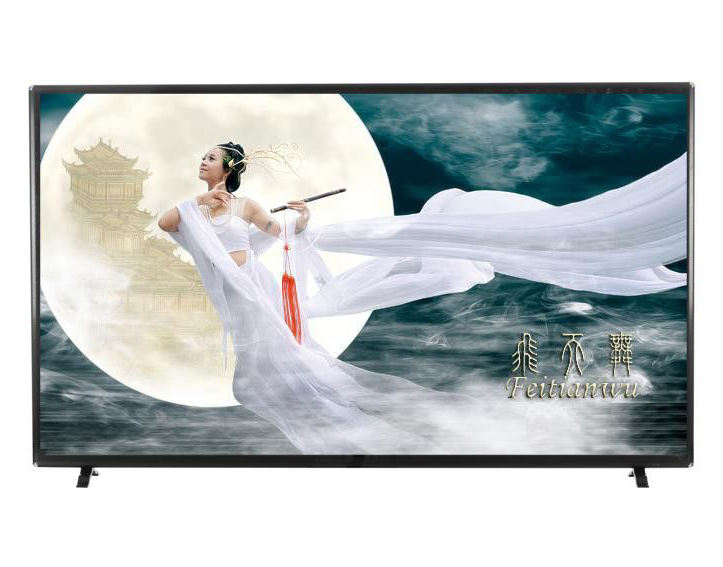 UHD TV Type 2160P Ultra Slim Smart TV 4K 70 inch LED TV with Wifi