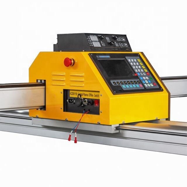 Cnc portable plasma cutting machine /Carbon steel stainless steel cutting machine economical portable small CNC cutting machine
