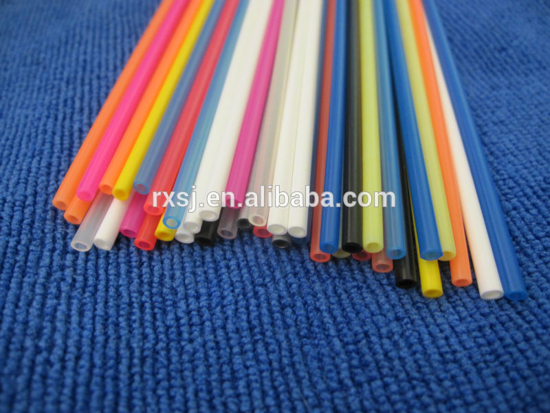 small tubes PP color pipe