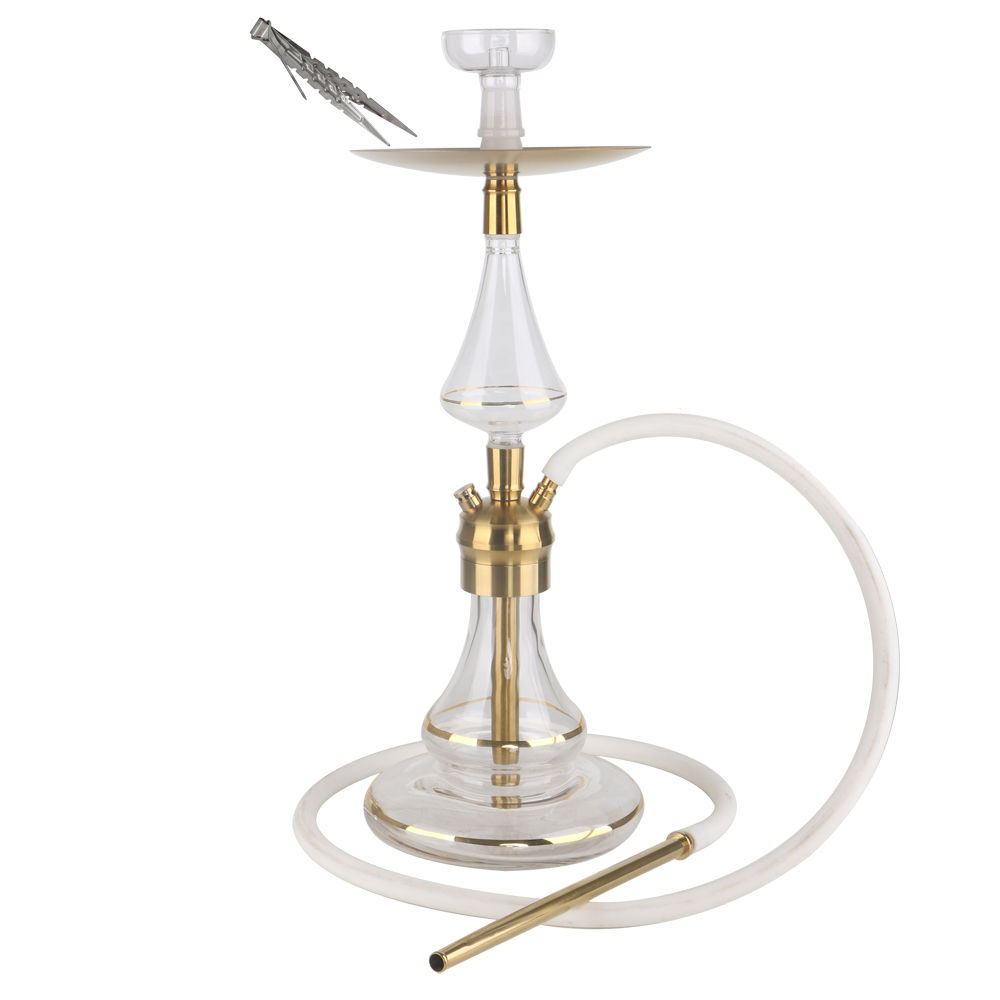 Top quality big size aladin stainless steel hookah aladin