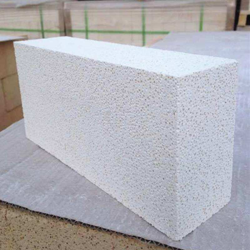 refractory withstand high temperature insulating light weight high alumina brick used for boiler furnace