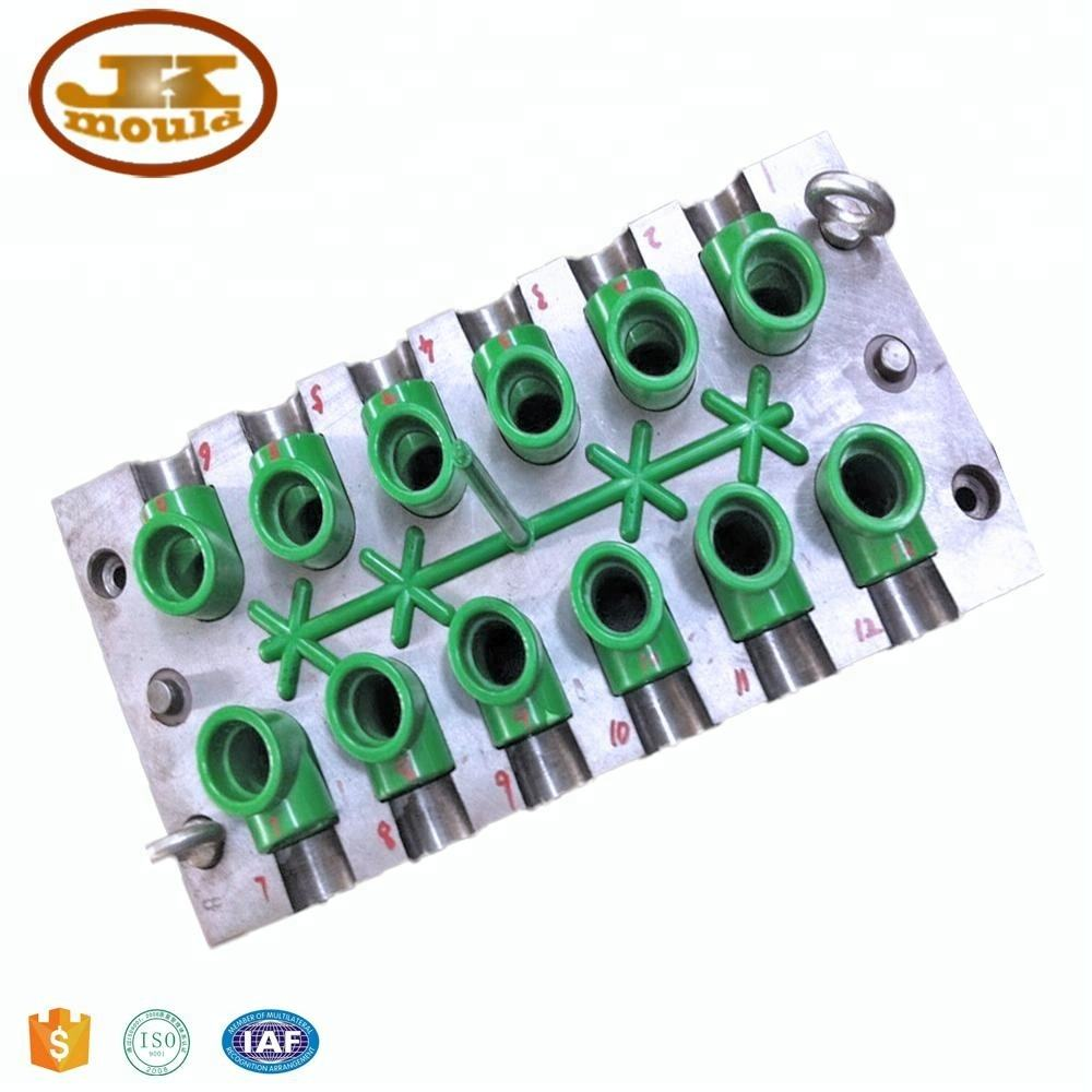 multi cavities injection PVC pipe strap mould