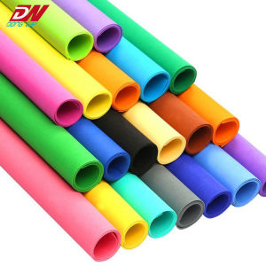 Eva Foam Sheet Foam Soft Foamiran EVA Foam Sheet 2mm 3mm 8mm 10mm 20mm Large Color Goma EVA Foam Roll