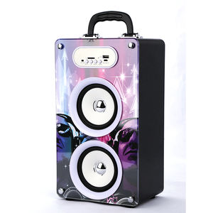 Professional wireless bluetooth digital speaker sound box