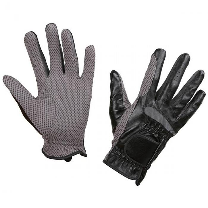 Specialist Equestrian gloves horse riding gloves leather