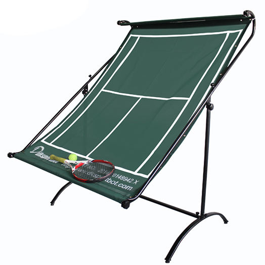SIBOASI manufacture tennis rebounder practice net with steel material D518