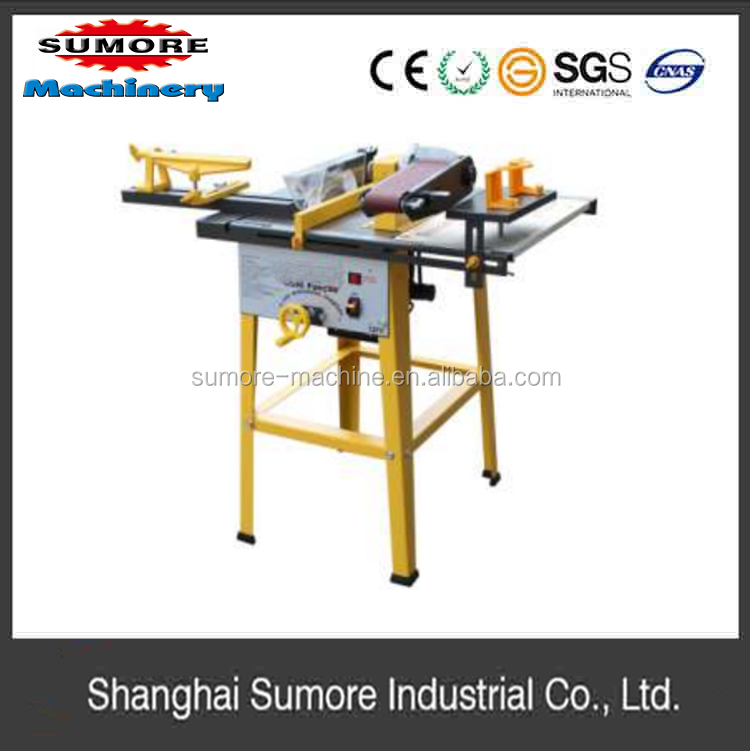 New not used sliding table saw machine for wood cutting TS001