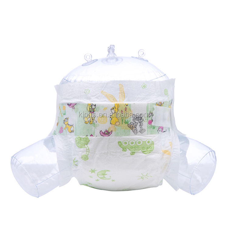 Factory high quality cheap oem disposable new sleepy baby diapers supplies China