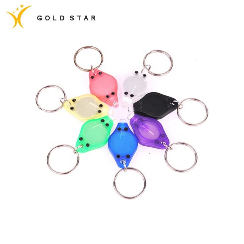 BLACKLIGHT WITH KEY RING HOLE BRAND NEW