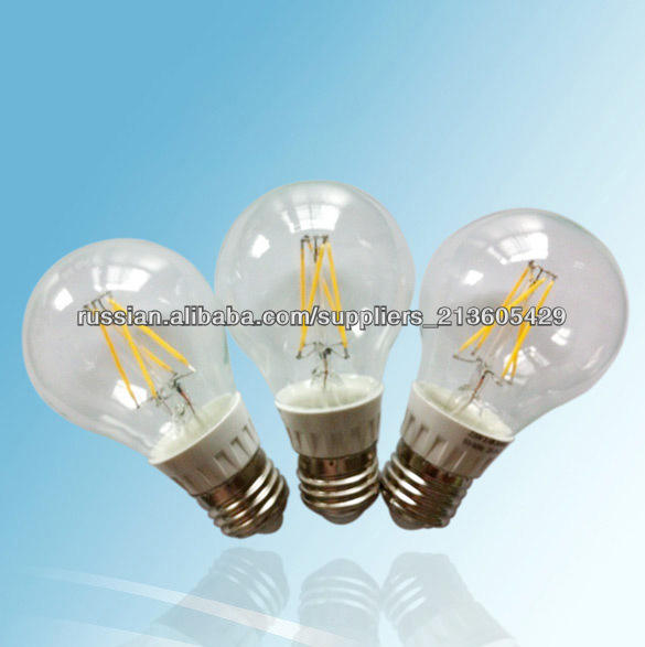 4W <span class=keywords><strong>G60</strong></span> COB светодиодные лампы накаливания 220-240V