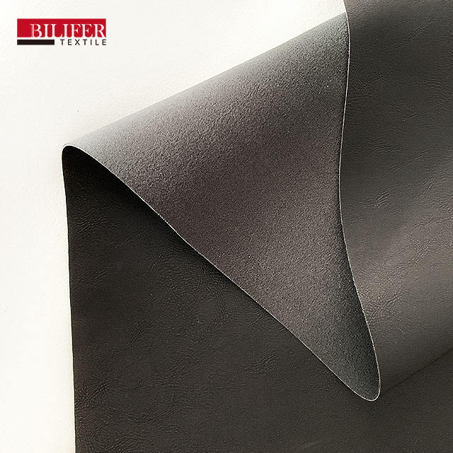 leather upholstery fabric China PVC synthetic leather sofa pvc
