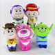HI CE Hot sale toy story 4 Woody Buzz plush toy stuffed soft doll for sale