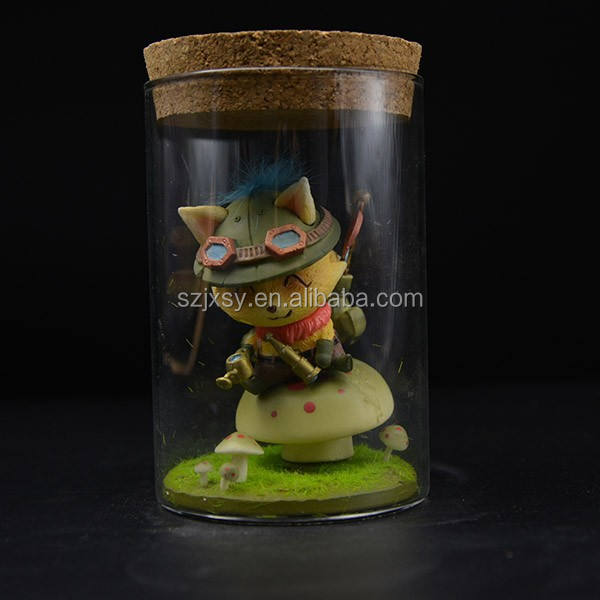 custom League Of Legends action figure