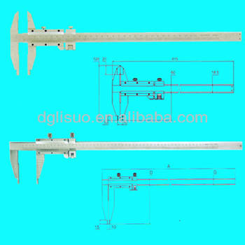 Heavy Duty Vernier calipers