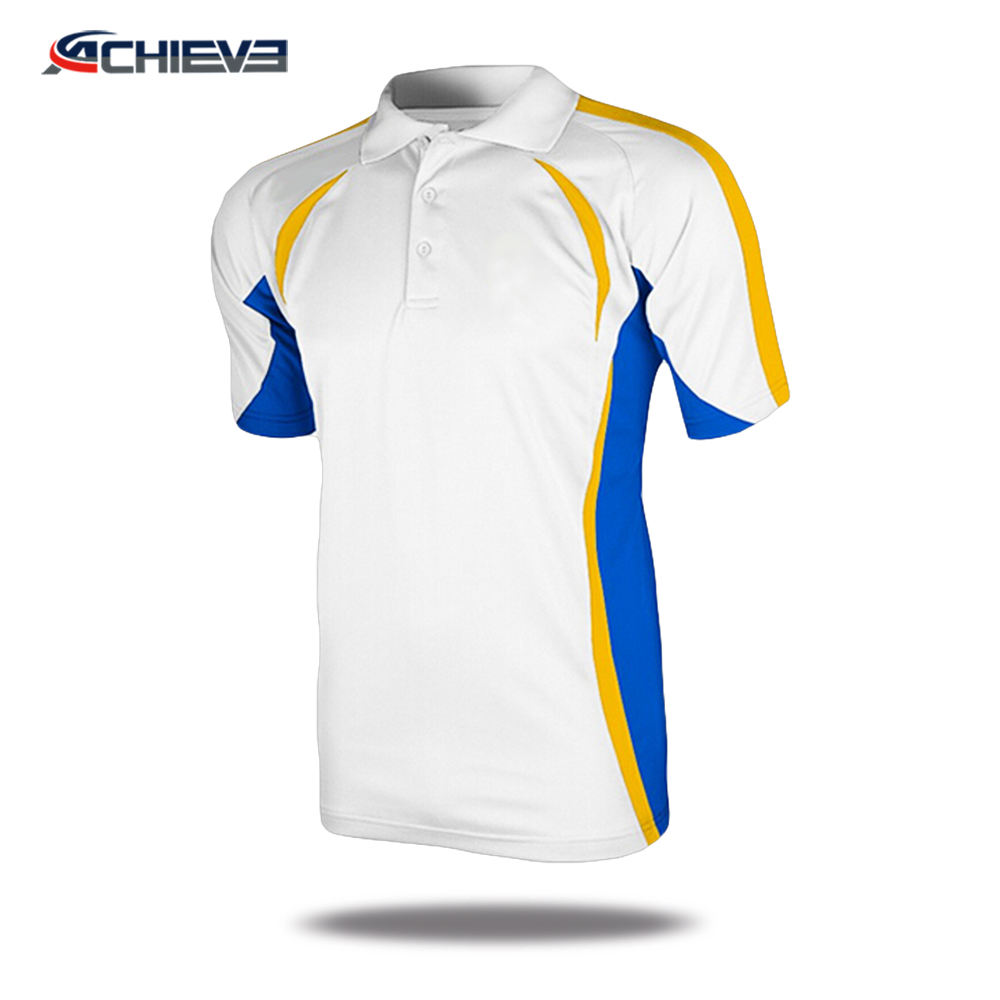 Günstige cricket jersey sport jersey design cricket jersey online benutzerdefinierte cricket team uniformen
