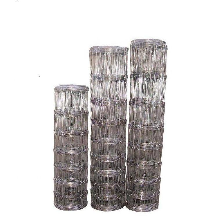 wholesale cattle/sheep/farm/field/deer wire mesh fence galvanized grassland fence