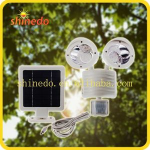 Sunergy ajustable externa flexible modelo de Lámpara de luz solar