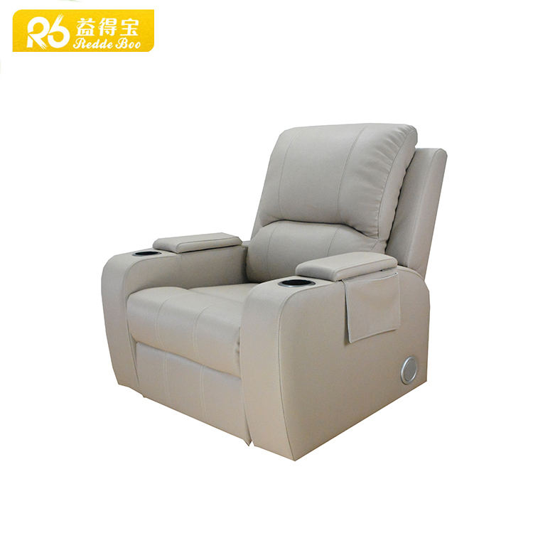Hot selling popular spa pedicure recliner sofa with leggett recliner sofa mechanism