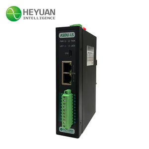 2 * Ethernet 4 * RS485 산업 computer serial 서버 smart energy gateway