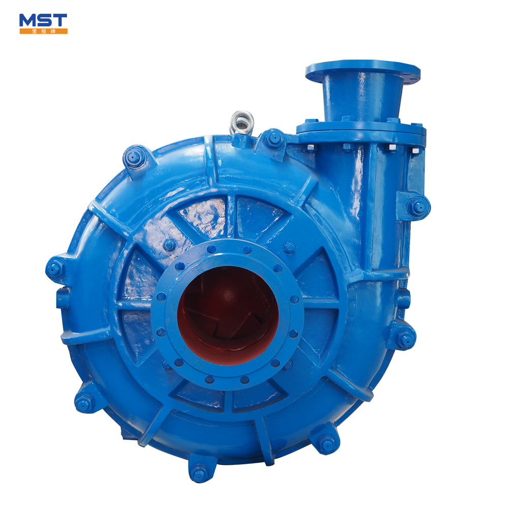 Trash solids waste slurry handling pump
