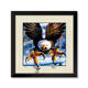 5D Animal picture eagle 5d lenticular picture posters stock