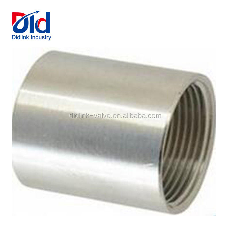 Waste Water Pipe Fitting Main And Clamp Catalogue Stainless Steel 304 316 Bsp Npt Thread Socket