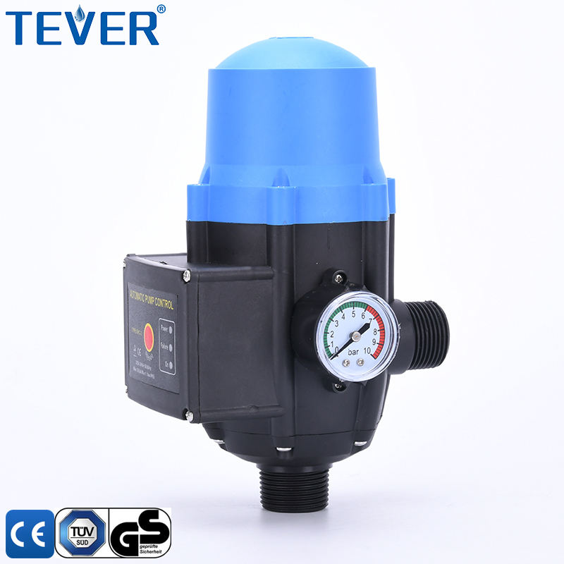DSK 2P water pump automatic pressure controller with dry-running protection