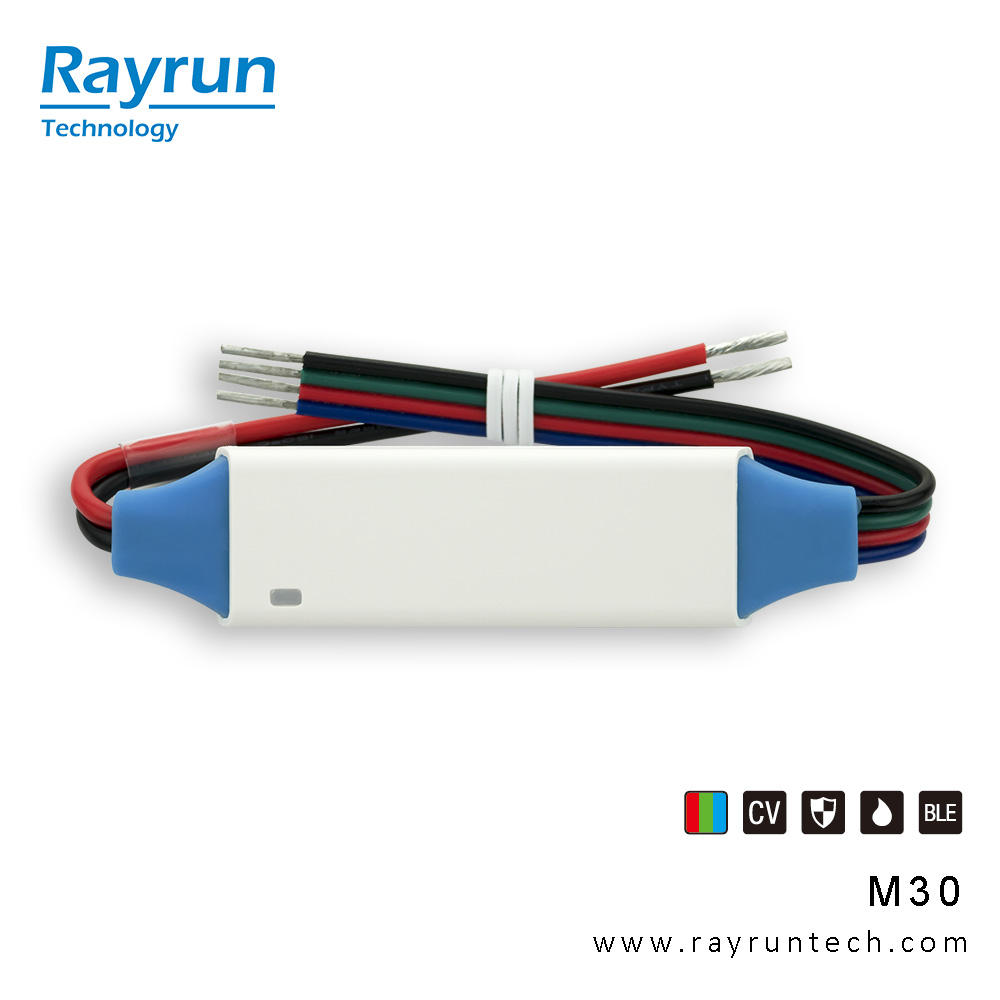 Rayrun BLE Mesh M30 Bluetooth Rgb Led Mini Controller