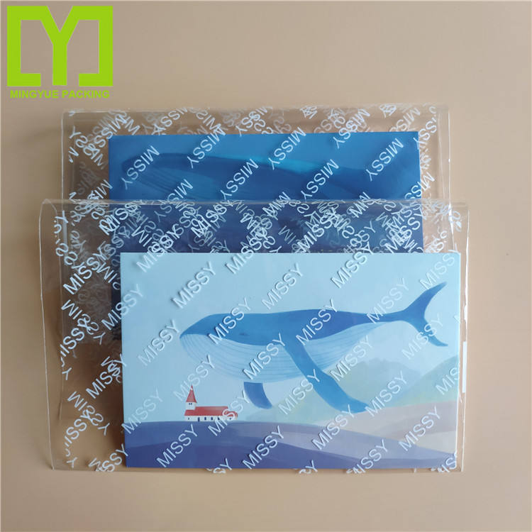 Yiwu factory Free sample promotional items with logo OPP plastic cello bag package