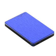 Support 2TB Hard Disk Mobile Case Turn Laptop USB 3.0 SATA External 2.5 HDD Enclosure  Metal External Hard Drive Casing USB Box
