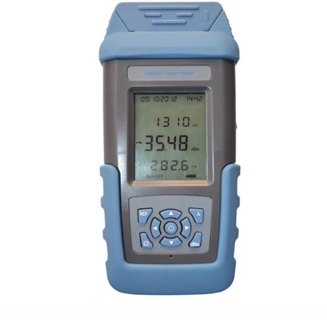 ST800K-UA/C Advanced Optical Power meter ,800~1700nm With Carrying Bag -70~+10dBm,USB port, data storage