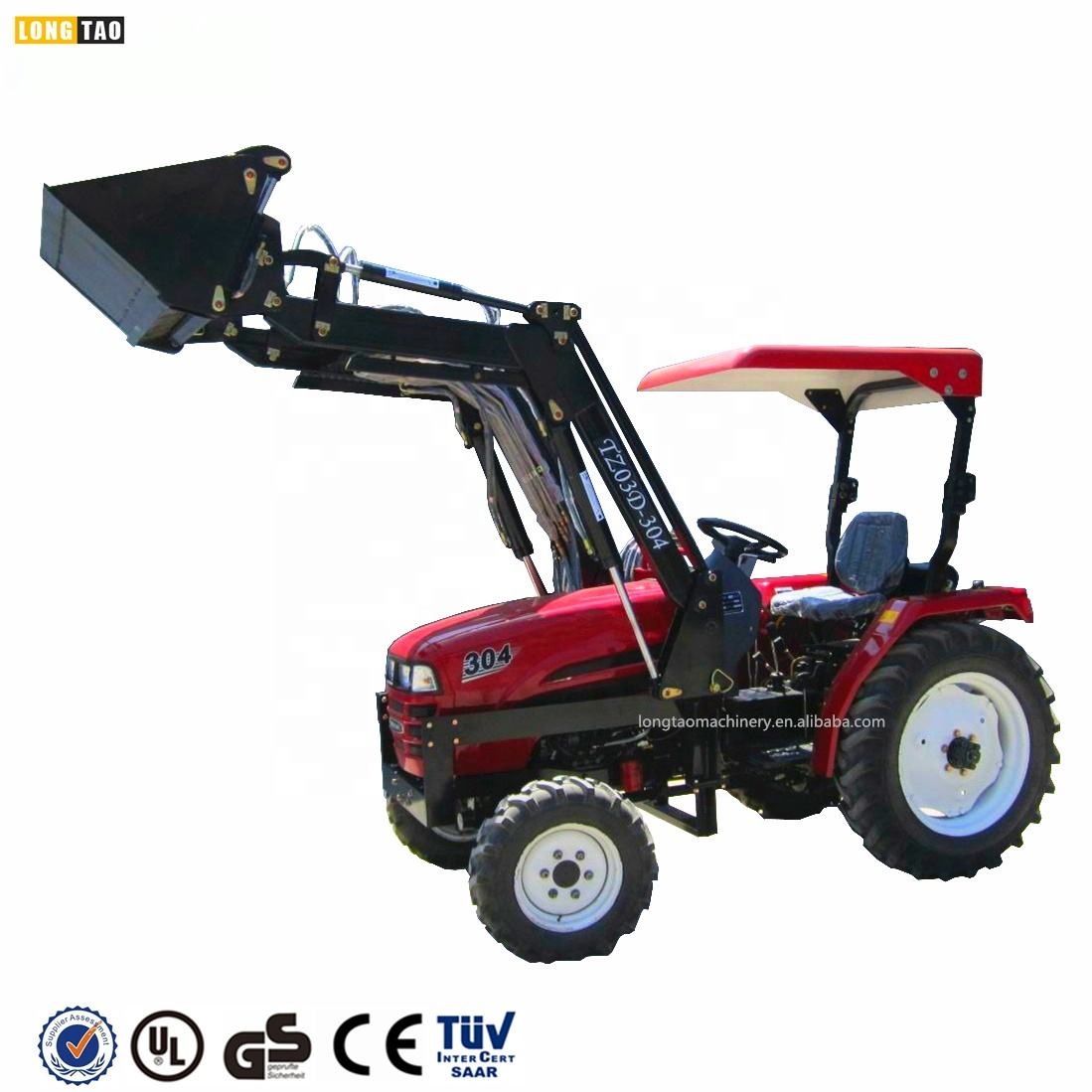 <span class=keywords><strong>30hp</strong></span> 4wd <span class=keywords><strong>tracteur</strong></span> <span class=keywords><strong>agricole</strong></span> avec chargeur frontal